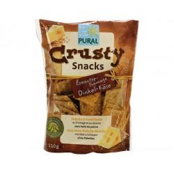 CRUSTY'SNACKS EPEAUTRE FROMAGE 110G