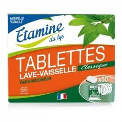 TABLETTES LAVE-VAISSELLE CLASSIQUES 50 u