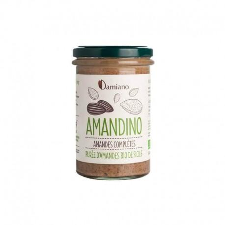 PUREE AMANDES COMPLETES 275G