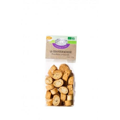 CROUTONS A L'AIL 100G