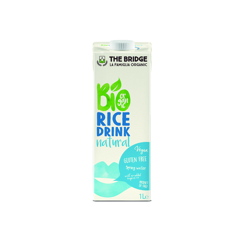 RICE DRINK NATURE 1L