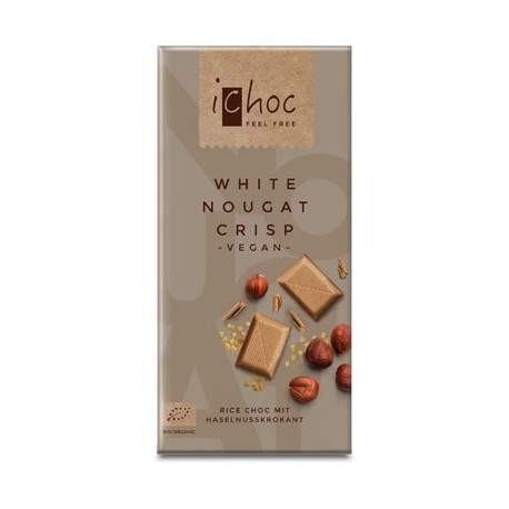 BLANC NOUGAT RICE CHOCOLAT 80G