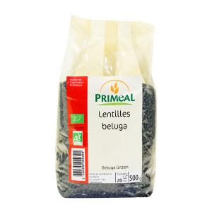 LENTILLES BELUGA 500G
