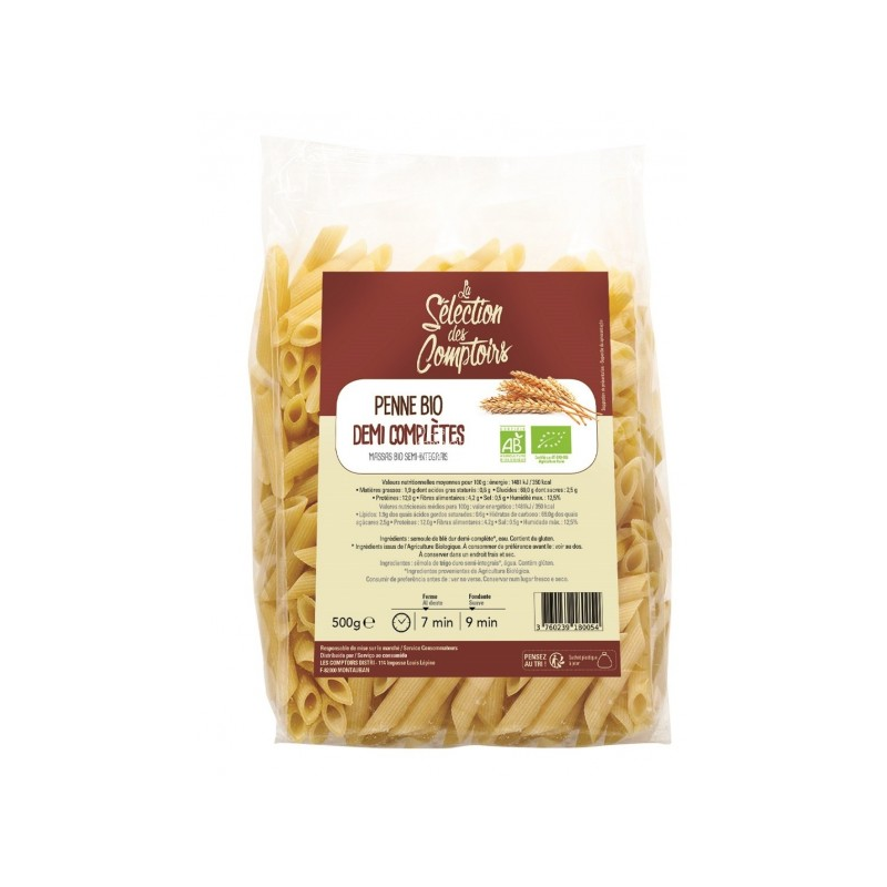 PENNE DEMI COMPLETES 500G