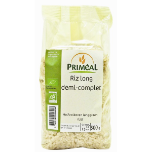 RIZ LONG 1/2 COMPLET ITALIE 500G