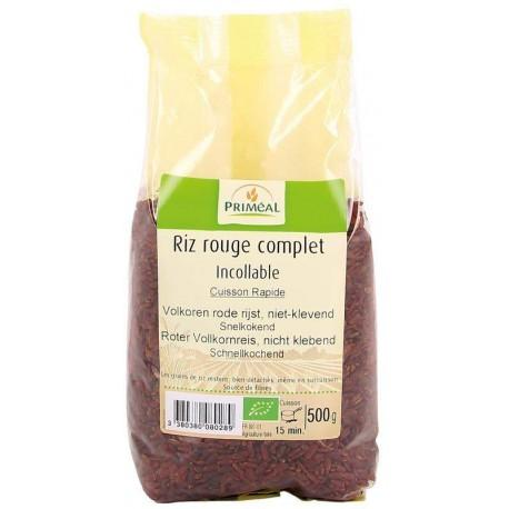 RIZ ROUGE COMPLET INCOLLABLE 500G