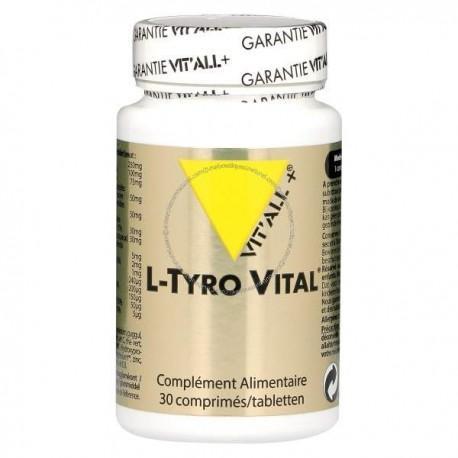 L TYRO VITAL 30 COMP