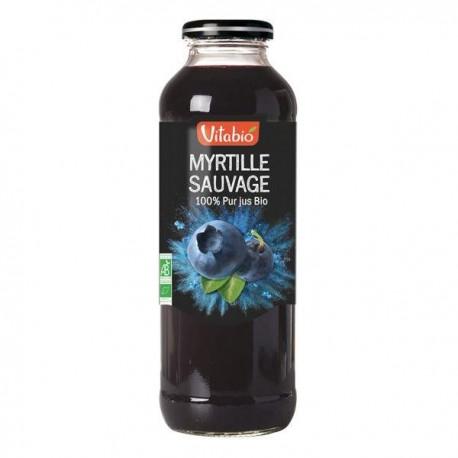 JUS DE MYRTILLE 50CL