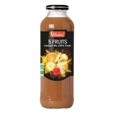 COCKTAIL 5 FRUITS 50CL