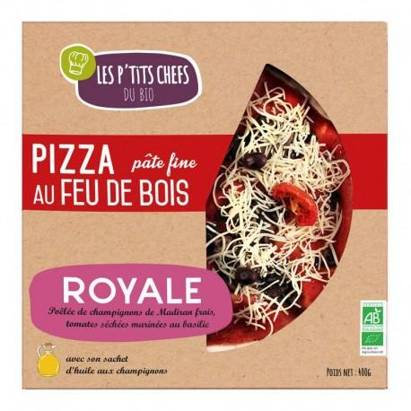 PIZZA ROYALE 400