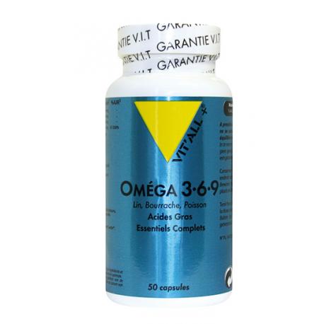 OMEGA 3-6-9 50 CAPS