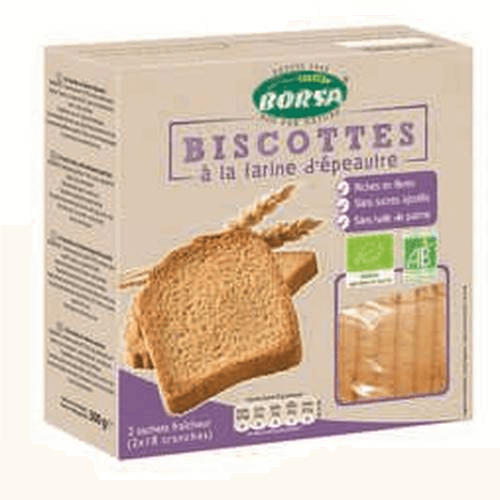 BISCOTTES EPEAUTRE 300 G