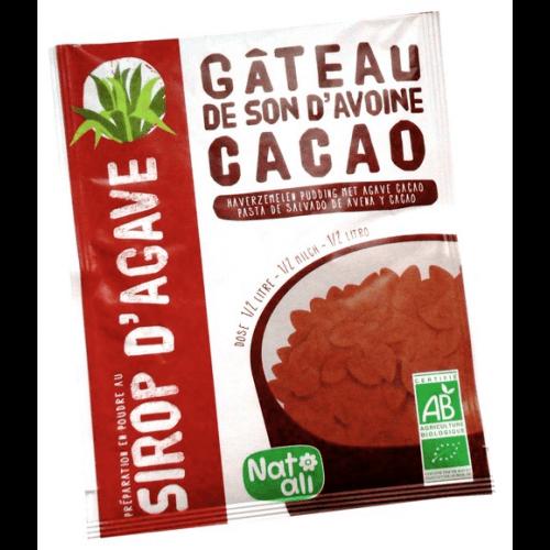 GATEAU SON AVOINE CACAO 50G